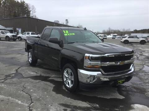 2018 Chevrolet Silverado 1500 for sale at SHAKER VALLEY AUTO SALES in Enfield NH