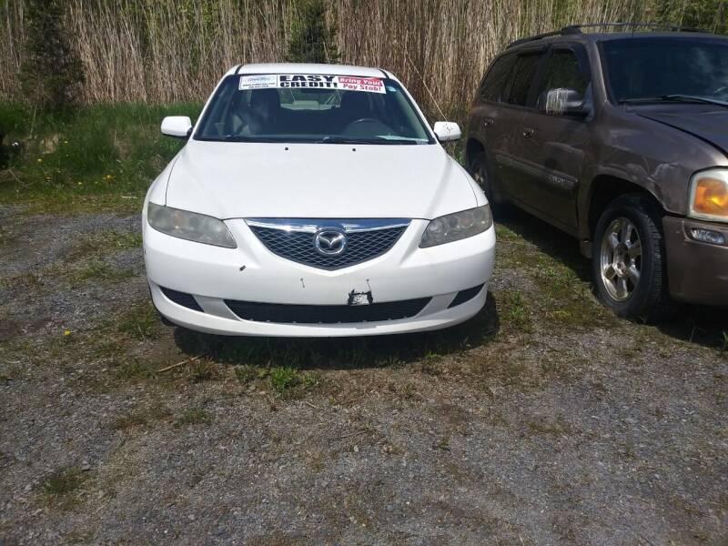 2004 Mazda MAZDA6 for sale at GLOVECARS.COM LLC in Johnstown NY