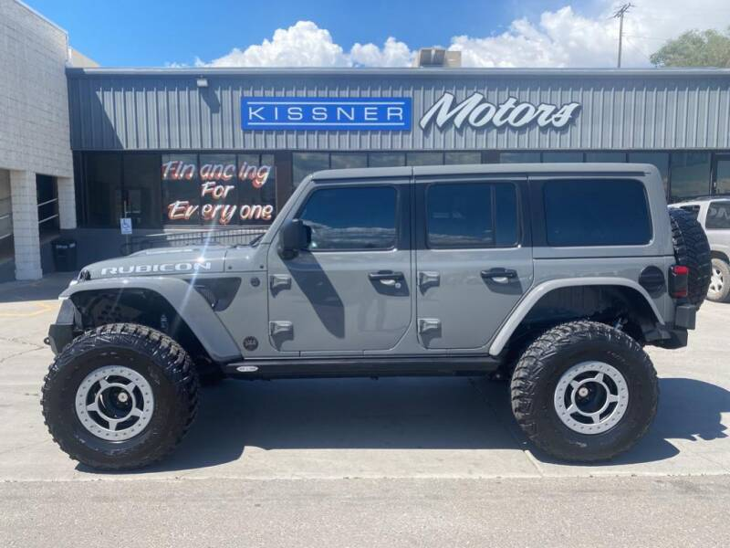 2018 Jeep Wrangler Unlimited for sale in Grand Junction, CO