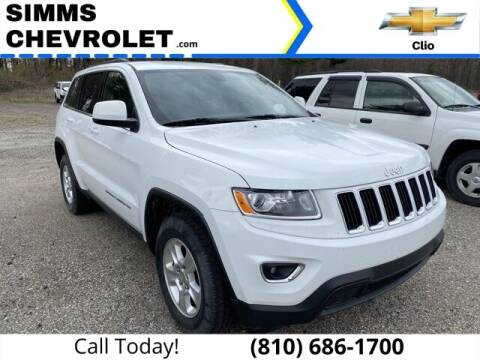 2015 Jeep Grand Cherokee for sale at Aaron Adams @ Simms Chevrolet in Clio MI