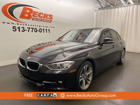 2013 BMW 3 Series for sale at Becks Auto Group in Mason OH