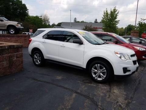 2014 Chevrolet Equinox for sale at R C Motors in Lunenburg MA