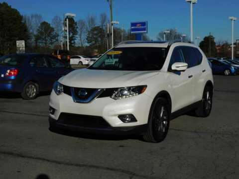 2016 Nissan Rogue for sale at Paniagua Auto Mall in Dalton GA