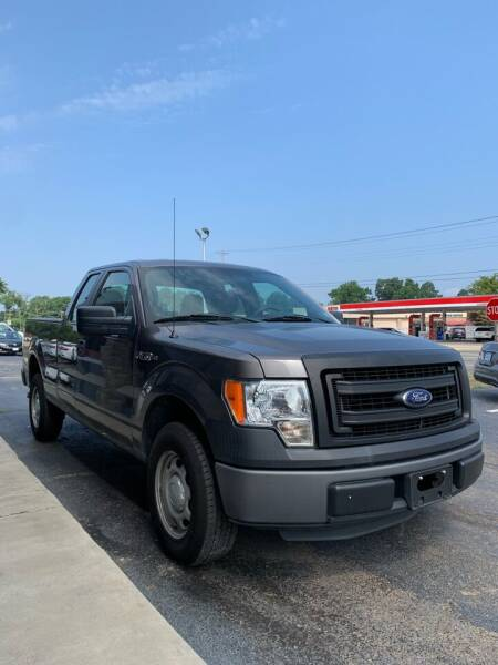 2014 Ford F-150 for sale at City to City Auto Sales in Richmond VA