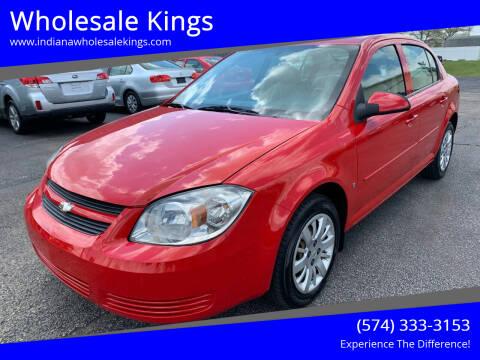 2009 Chevrolet Cobalt for sale at Wholesale Kings in Elkhart IN