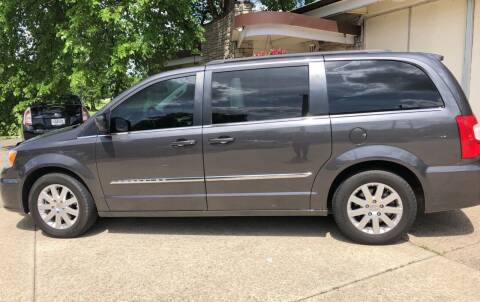 2016 Chrysler Town and Country for sale at Midway Car Sales in Austin MN