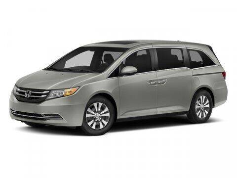 2014 Honda Odyssey for sale at Jeff D'Ambrosio Auto Group in Downingtown PA