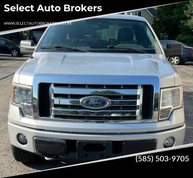 2009 Ford F-150 for sale at Select Auto Brokers in Webster NY