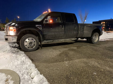 2008 Ford F-450 Super Duty for sale at Canuck Truck in Magrath AB