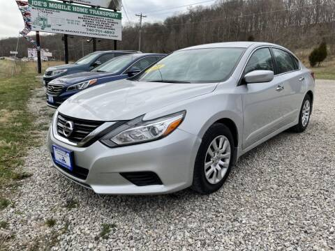 2018 Nissan Altima for sale at Court House Cars, LLC in Chillicothe OH