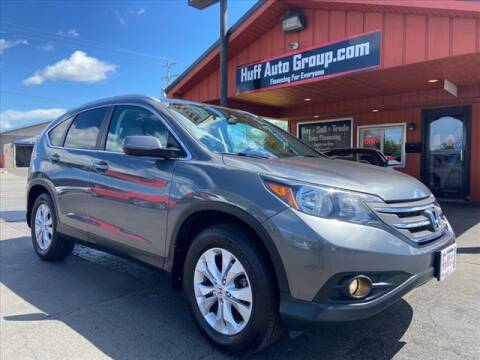 2012 Honda CR-V for sale at HUFF AUTO GROUP in Jackson MI