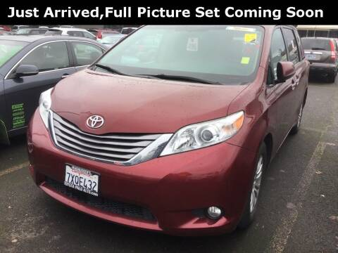 2016 Toyota Sienna for sale at Royal Moore Custom Finance in Hillsboro OR