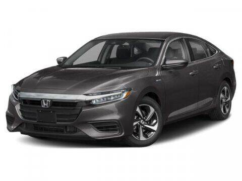 2021 Honda Insight for sale at APPLE HONDA in Riverhead NY