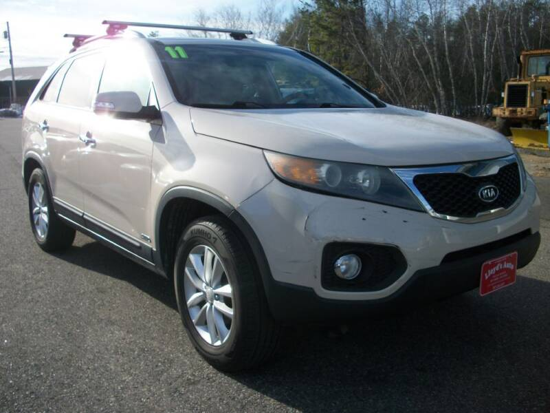 2011 Kia Sorento for sale at Lloyds Auto Sales & SVC in Sanford ME