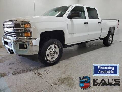 2017 Chevrolet Silverado 2500HD for sale at Kal's Kars - HD Trucks in Wadena MN
