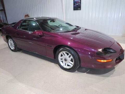 1996 Chevrolet Camaro for sale at PORTAGE MOTORS in Portage WI
