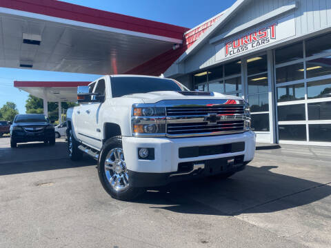 2017 Chevrolet Silverado 2500HD for sale at Furrst Class Cars LLC  - Independence Blvd. in Charlotte NC