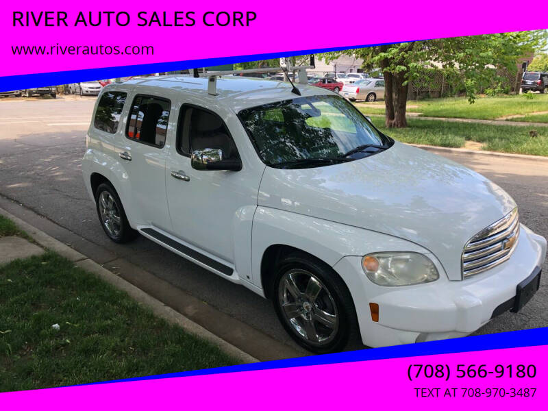 2009 Chevrolet HHR for sale at RIVER AUTO SALES CORP in Maywood IL