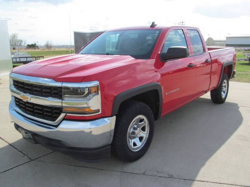 2018 Chevrolet Silverado 1500 for sale at Flaherty's Hi-Tech Motorwerks in Albert Lea MN