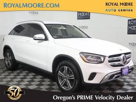 2020 Mercedes-Benz GLC for sale at Royal Moore Custom Finance in Hillsboro OR