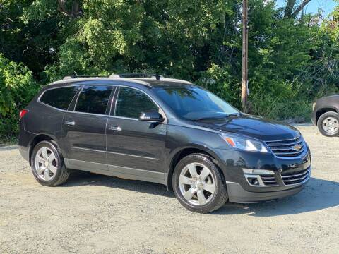 2014 Chevrolet Traverse for sale at Charlie's Used Cars in Thomasville NC