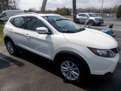 2019 Nissan Rogue Sport for sale at Bachettis Auto Sales in Sheffield MA