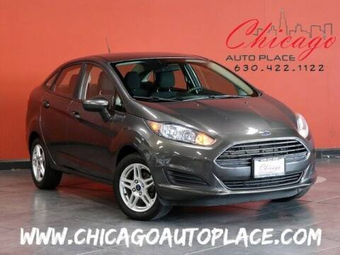 2017 Ford Fiesta for sale at Chicago Auto Place in Bensenville IL