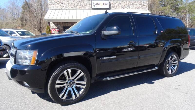 2011 Chevrolet Suburban for sale at Driven Pre-Owned in Lenoir NC