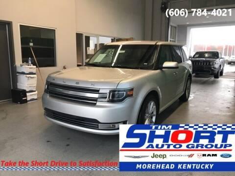 2019 Ford Flex for sale at Tim Short Chrysler in Morehead KY