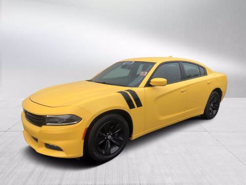2018 Dodge Charger for sale at Fitzgerald Cadillac & Chevrolet in Frederick MD