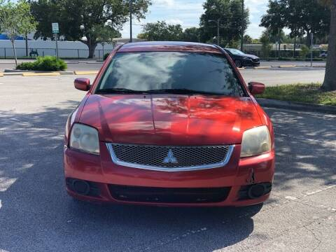 2012 Mitsubishi Galant for sale at Carlando in Lakeland FL