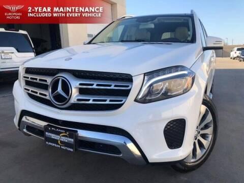 2017 Mercedes-Benz GLS for sale at European Motors Inc in Plano TX