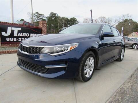 2018 Kia Optima for sale at J T Auto Group in Sanford NC
