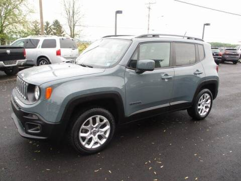 2017 Jeep Renegade for sale at FINAL DRIVE AUTO SALES INC in Shippensburg PA