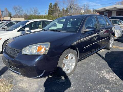 2006 Chevrolet Malibu Maxx for sale at JC Auto Sales in Belleville IL