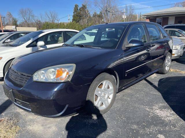 2006 Chevrolet Malibu Maxx for sale at JC Auto Sales in Belleville IL