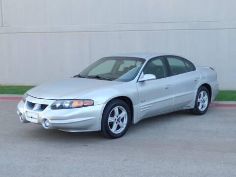 2002 Pontiac Bonneville for sale at CROWN AUTOPLEX in Arlington TX