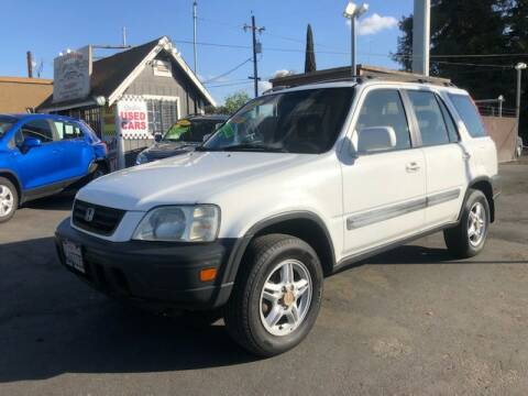 2000 Honda CR-V for sale at C J Auto Sales in Riverbank CA
