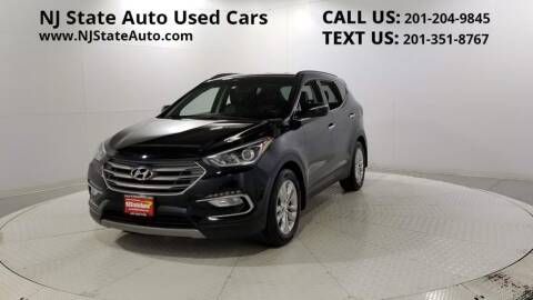 2018 Hyundai Santa Fe Sport for sale at NJ State Auto Auction in Jersey City NJ