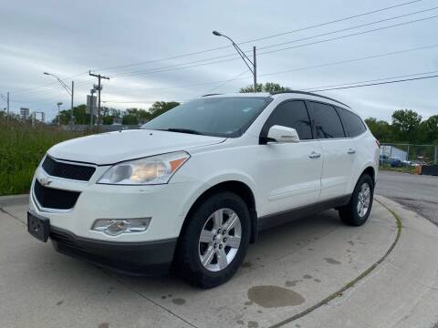 2012 Chevrolet Traverse for sale at Xtreme Auto Mart LLC in Kansas City MO