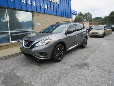 2018 Nissan Murano for sale at Southern Auto Solutions - 1st Choice Autos in Marietta GA