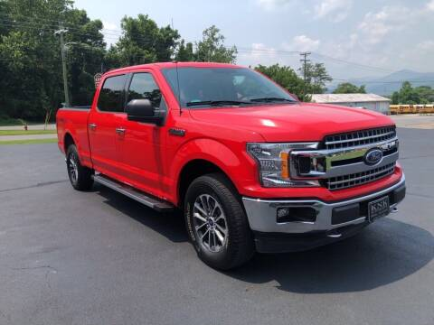 2018 Ford F-150 for sale at KNK AUTOMOTIVE in Erwin TN