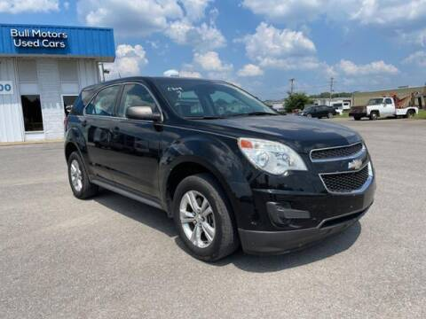 2015 Chevrolet Equinox for sale at BULL MOTOR COMPANY in Wynne AR