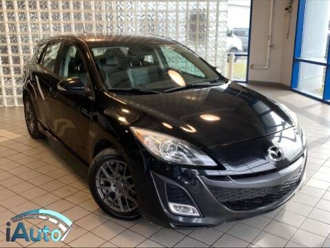 2010 Mazda MAZDA3 for sale at iAuto in Cincinnati OH