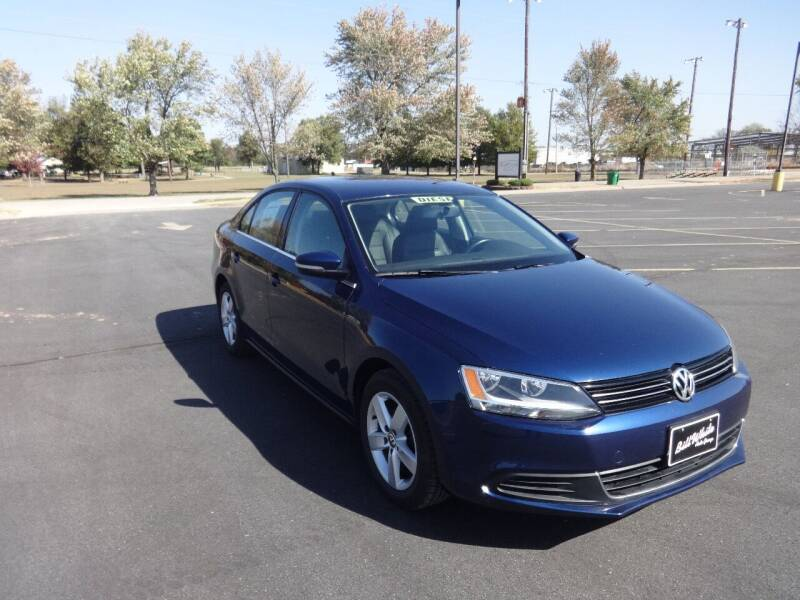 2014 Volkswagen Jetta for sale at Just Drive Auto in Springdale AR