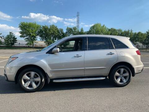 2011 Acura MDX for sale at Bluesky Auto in Bound Brook NJ