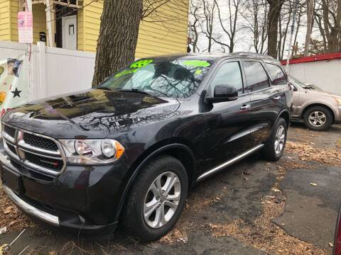 2013 Dodge Durango for sale at Best Cars R Us in Plainfield NJ