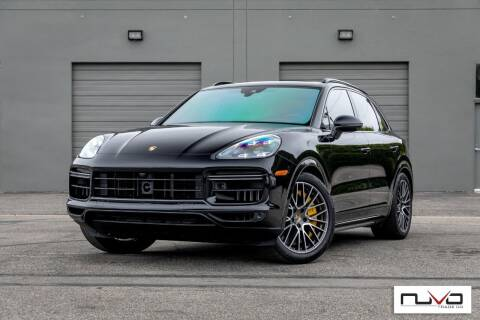 2019 Porsche Cayenne for sale at Nuvo Trade in Newport Beach CA