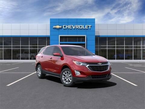 2021 Chevrolet Equinox for sale at Bob Clapper Automotive, Inc in Janesville WI