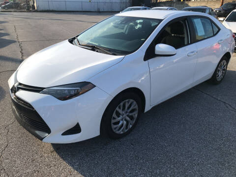 2019 Toyota Corolla for sale at East Memphis Auto Center in Memphis TN